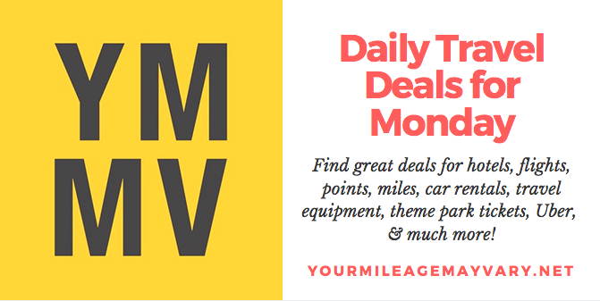 YMMV Travel Deals: Mon., June 11, 2018