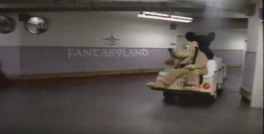 JUST FOUND! Video of Backstage at WDW (Mid-1980s U.S. TV Show, 100% OKed by Disney)