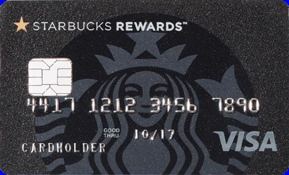 Starbucks Visa