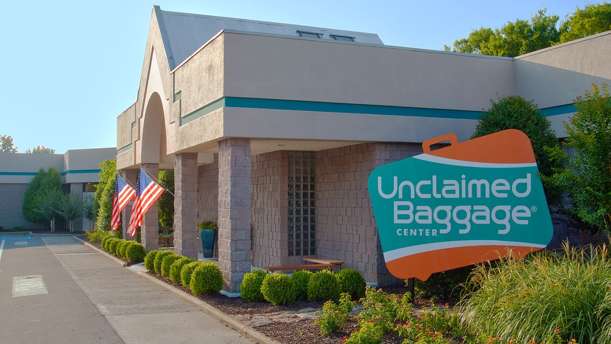 The Giant Store In Alabama That Sells Your LostLuggage