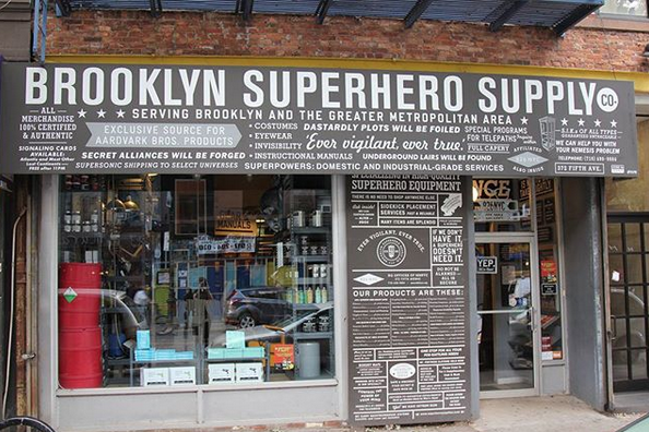 Ten Really Cool Places For Geeks & Nerds To Visit In NYC