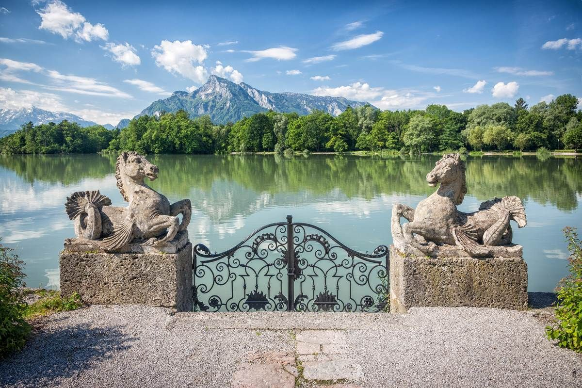 "Visiting The Places in Salzburg, Austria Where They Filmed ""The Sound of Music"" (Without a Tour!)"