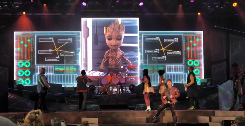 """Guardians of the Galaxy – Awesome Live Mix!"" Is LIVE! And We Have The Whole Show On Video!"
