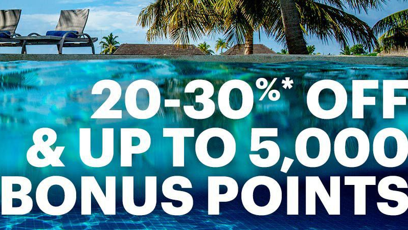 New IHG Promotion Gives Bonus Points, Discounted Rates AND A Discount OnGas