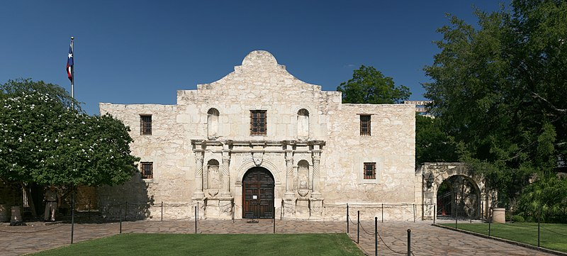 That Time When The Naked Guy Was Taken Down By A Ranger At TheAlamo