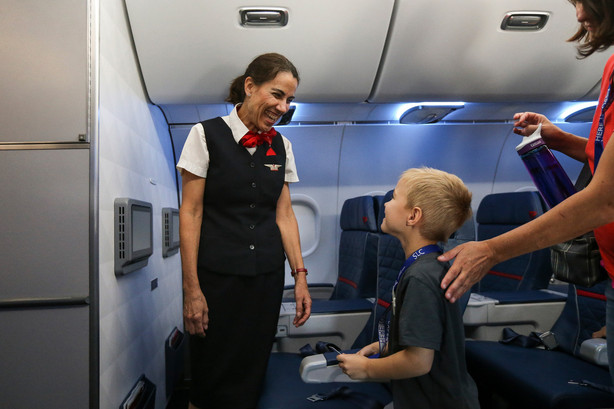 Flying With Kids? Here's Some Advice From Flight Attendants